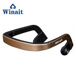 Winait Fashion Design Sports Earphone Bone Conduction Headphones Hearing Aid 360D Stereo Music Playing