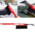 Car Winter Snow Shovel Scraper Removal Clean Tool 2 in 1 with Useful Snow Brunsh Car Styling Car Accessories 2016 New on Sale