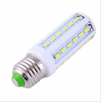 10W E27 B22 E14 42LED 5730 SMD 110V/220V LED Corn Bulb Lamp Warm / white Lampada Pendant Lighting Chandelier Ceiling Spot Light