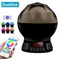 Geeklink GL11 Lámpara Lámpara Mágica Inteligente con Control de APP Altavoz Bluetooth Wireless TF Tarjeta de Reproductor de Control de Vibración de Manos Libres Grifo
