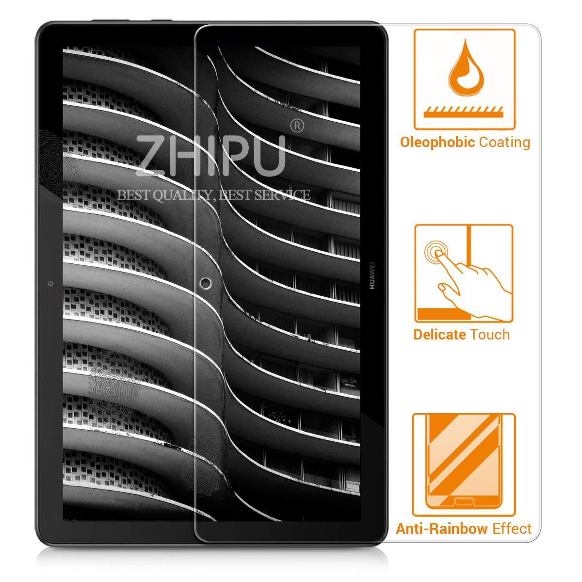 2Pcs/Lot Glass For Huawei MediaPad T5 10.0 Inch 2018 Screen Protector 9H Tempered Glass For Huawei MediaPad T5 10 Tablet Film 9h tempered glass for huawei mediapad t3 7 0 8 0 10 0 tablet screen protector for huawei mediapad t3 1087 protective film