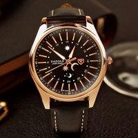 Relogio Masculino 2017 Top Sale YAZOLE Fashion Brand Luxury Famous Male Business Wristwatch Men Clock Dress