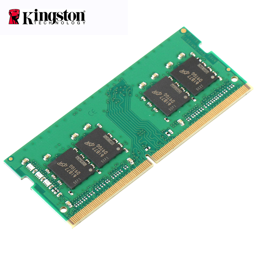 Kingston ValueRAM ddr 4 8gb 16gb ddr4 dimm 2400MHz RAM Memory RAM For Laptop Notebook SODIMM 4 gb ddr4 8gb Gaming Ram DDR