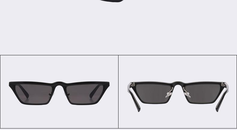 HTB1uc5ecdzJ8KJjSspkq6zF7VXa8 - Winla Fashion Design Women Sun Glasses Flat Top Sunglasses Square Frame Classic Shades Vintage Eyewear Oculos de sol WL1145