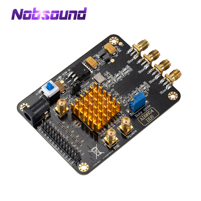 AD9854 Signal Generator Module High Speed DDS Development Board Sine/Square Wave