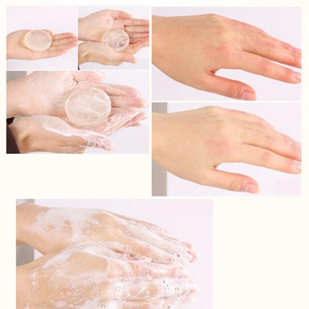15шт% 2Flot Handmade Body Skin Whitening Soap Essence Oil Soap Natural Active Кристаллы For Body Top Good Bath +% 26 Shower