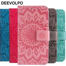 Fundas Case For Motorola Moto C Plus E4 G4 Play G6 G5S G5 Z Force X Style G2 Flower Coque Wallet Leather Cover D06Z