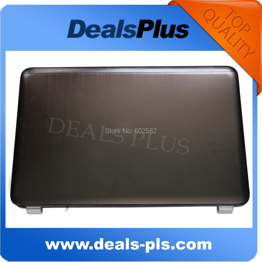 Free Shipping 90% New FOR HP DV7-6000 SERIES LCD BACK COVER 639400-001 With Scratches on LOGO