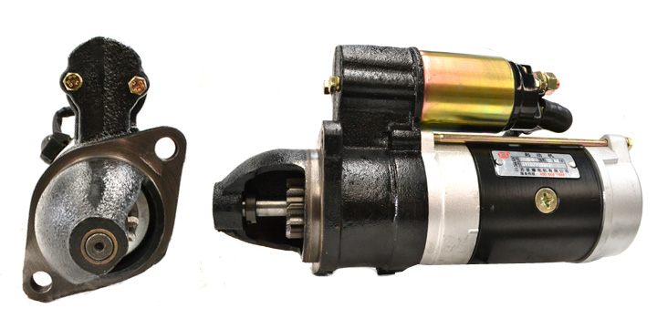 Fast Shipping starting motor QDJ158D-P 12V 3.7KW diesel engine starter motor a suit for chinese brandFast Shipping starting motor QDJ158D-P 12V 3.7KW diesel engine starter motor a suit for chinese brand