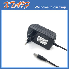 High quality AC/DC 25V 1A Universal Sweeping Robot Power Adapter 25V 0.5   1A Vacuum Cleaner Charger Cable Cord EU/US/UK plug