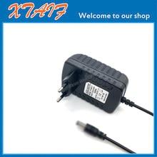Hoge kwaliteit AC/DC 25 v 1A Universele Vegen Robot Power Adapter 25 v 0.5 1A Stofzuiger charger Cable Koord EU/US/UK plug