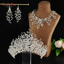 YouLaPan HP193-S Bridal Tiara for bride Wedding Hair Crown Girls Accessories Jewelry