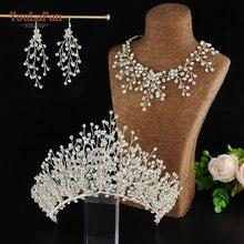 Тиара для невесты youpapan свадебный аксессуар волос свадебные
