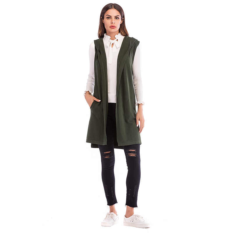 66e357063 Detail Feedback Questions about Temperament sleeveless sweater coat ...