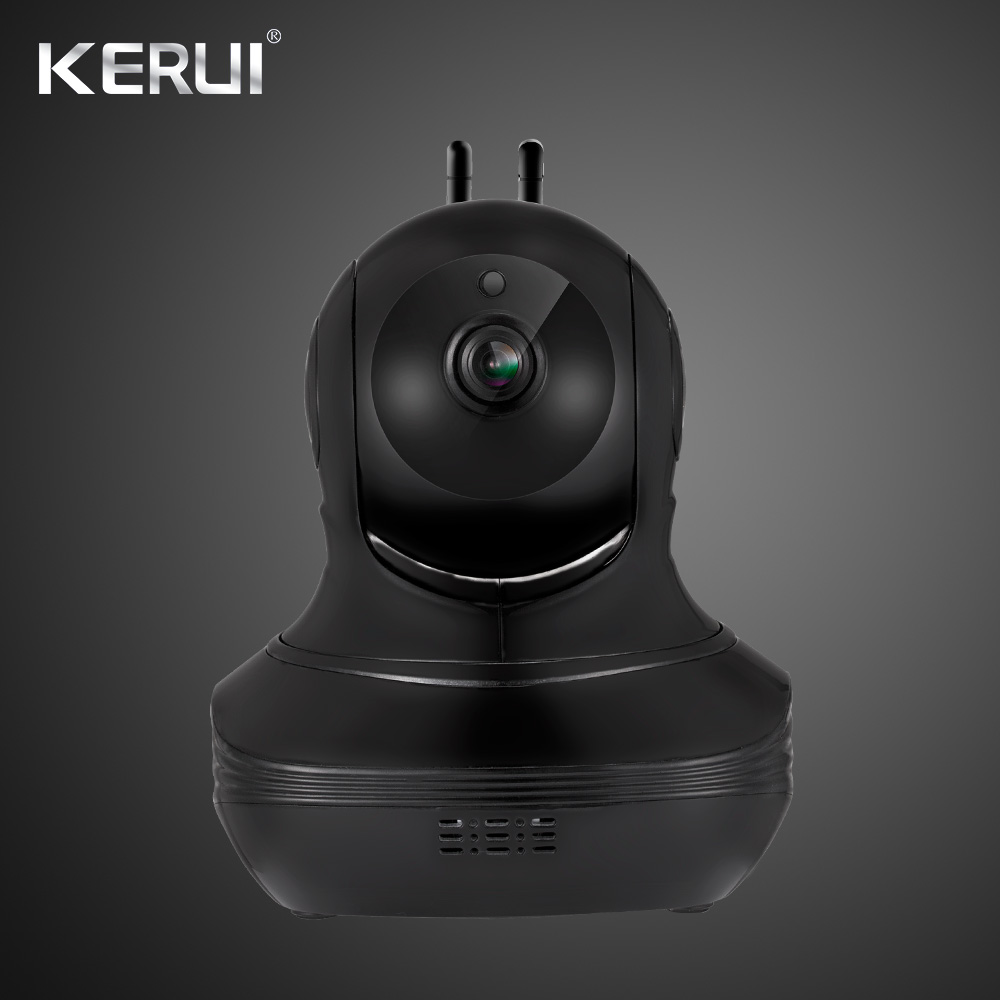 KERUI 1080P Cloud Storage Wifi IP Camera Surveillance Camera 2 way Audio Activity Alert Smart Webcam kerui 1080p cloud storage wifi ip camera surveillance camera 2 way audio activity alert smart webcam