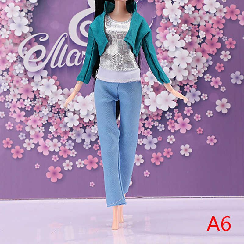 Мода 1 комплект Оригинальная одежда куклы, платье для отдыха юбка Нарядное вечернее платье для Babi оригинальные аксессуары для куклы для девочки Лучший подарок