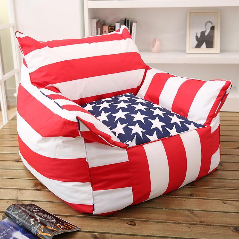 Poltrona Fauteuil Sedie Sandalyeler Silla Single Tatami Kids Bed Copridivano Poef Computer Beanbag Chair Cadeira Sofa Bean Bag 5