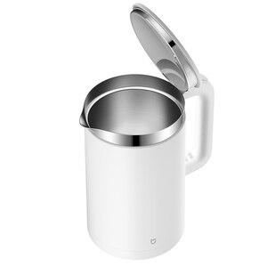 Image 2 - XIAOMI MIJIA bouilloire électrique intelligente contrôle de température constante cuisine bouilloire deau samovar 1.5L isolation thermique théière APP