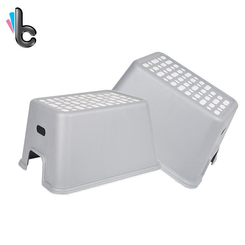 2 pz multifunzionale passo sgabello per bambini sgabello bagno antiscivolo passo da bagno pad scala wc