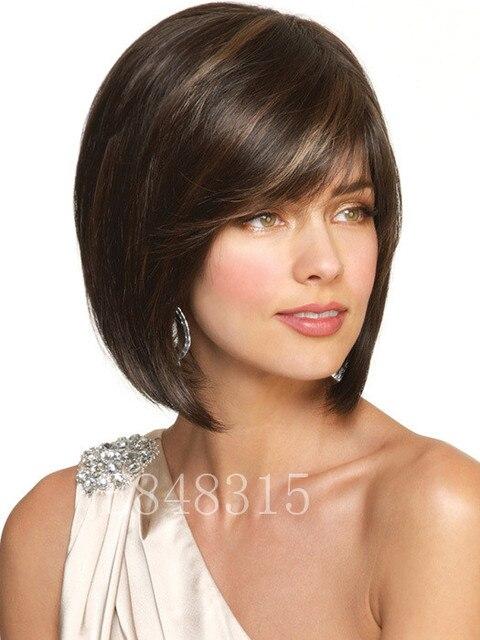 Modern Short Hair Cute Short Haircuts For American European Women