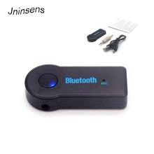 Wireless Bluetooth Receiver 3.5mm Jack Bluetooth Audio Sound Music Adapter Car Aux Cable for Speaker Headphone original xiaomi bluetooth 4 2 audio receiver 3 5mm jack wireless adapter aux audio music car kit speaker headphone hands free