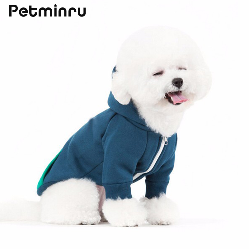 ⊰Petminru Invierno Caliente mascotas perro ropa para mascotas ...