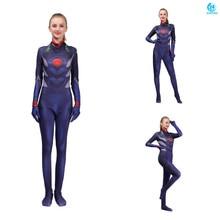 3D printing Nagisa Kaworu Cosplay Costume 3D Printing Spandex Lycra Zentai Bodysuit Suit Jumpsuits EVA  halloween costumes цена