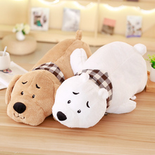 70cm super cute adorable plush teddy bear doll a scarf as a gift to the children and gifts