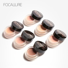 FOCALLURE Full Coverage Concealer Lightweight Waterproof Oil-control Cream Smoothing Highest