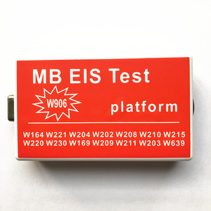 Программатор ключей MB EIS W211 W164 W212 MB, испытательная платформа MB EIS с функцией W906, высокое качество, бесплатная доставка