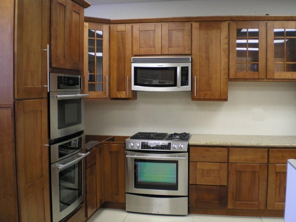 Kitchen Cabinet Modern Brief Modular Kitchen Cabinet Combination
