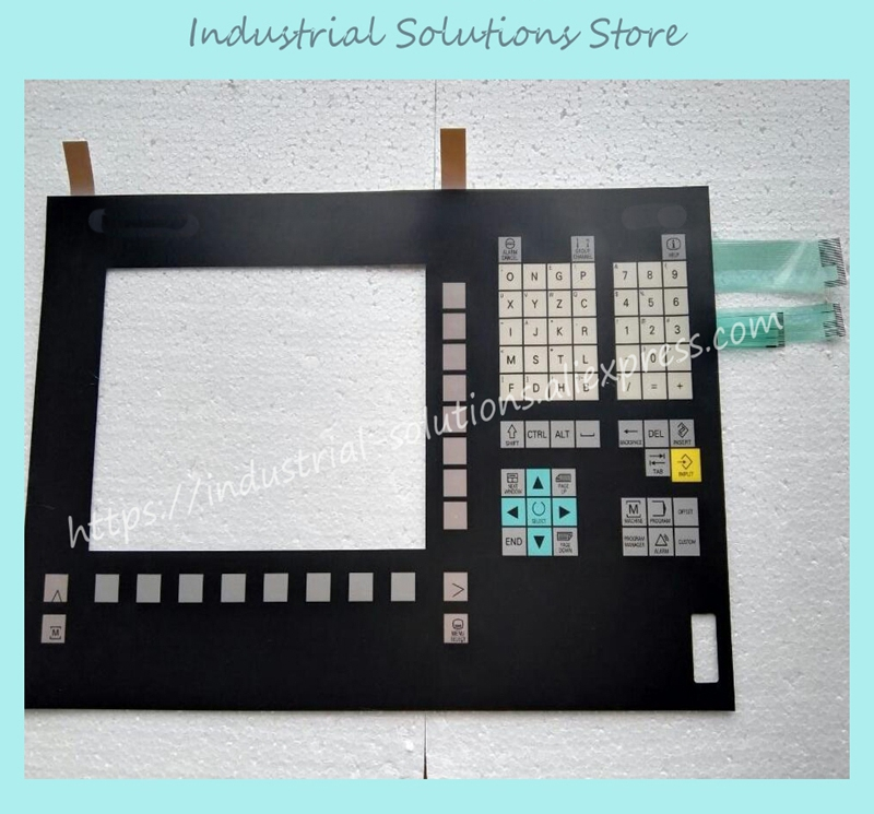 OP010 6FC5203-0AF00-0AA1 key board membrane switch new все цены