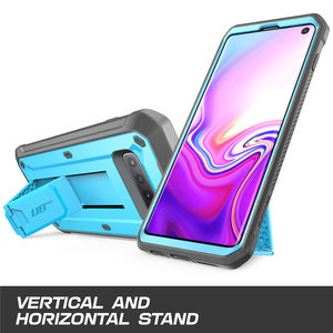 Image 2 - SUPCASE UB Pro For Samsung Galaxy S10 Case 6.1 inch Full Body Rugged Holster Kickstand Case WITHOUT Built in Screen Protector