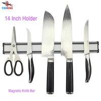 Findking бренд 14 дюймов Магнитная Ножи бар, Алюминий Магнитная Ножи держатель, магнитная Ножи полосы, Ножи стойку Газа