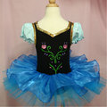Retail !!! Free Shipping Halloween Girls dance dress  Party Christmas Costume Ballet Tutu Dress 2-6Y Kids D034