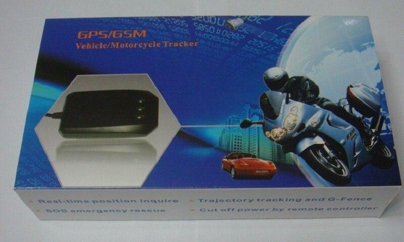 GPS Tracker TLT-2H Auto motocykl GPS tracker 4 pásmový vestavěný anténní vůz GPS sledovací systém