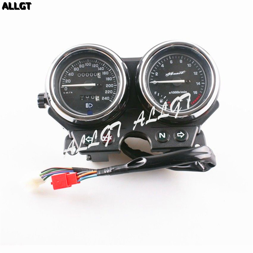 Gauges Speedometer Tachometer Insrtument For Honda <font><b>Hornet</b></font> <font><b>600</b></font> 1998 1999 <font><b>2000</b></font> image