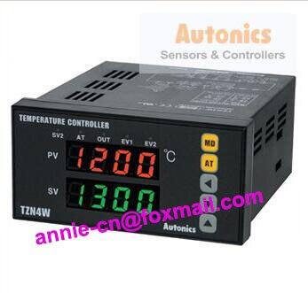 100% New and original  TZN4W-24R   AUTONICS 100-240VAC Temperature controller  original and 100