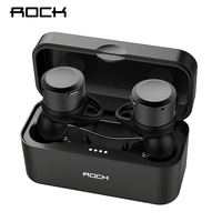 ROCK True Wireless Earbuds Hifi Bluetooth Earphone EB10 TWS Stereo With Mic For IPhone X 8