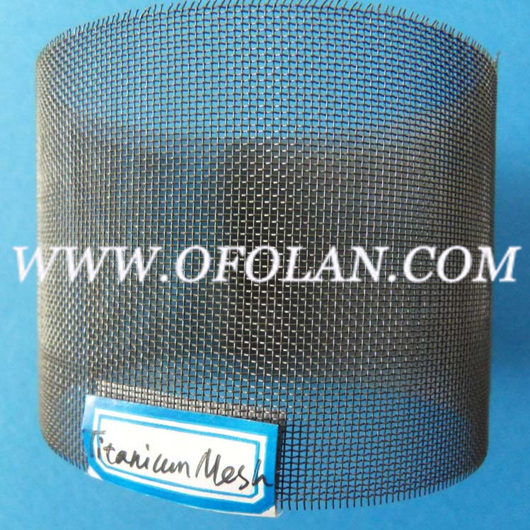 60 Mesh Pure Titanium Wire Mesh (High Purity) 100*1000mm hotting sales рюкзак polar polar po001burvn31