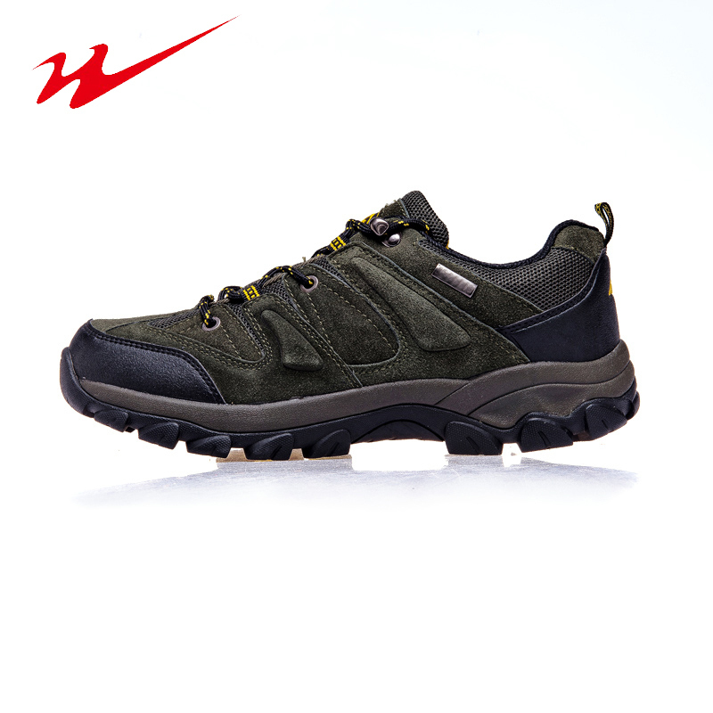 DOUBLESTAR MR Men Hiking Shoes Trekking Shoes Waterproof  Camping Trip Female Mountain Shoes Outdoor Sneakers #SMDM-76A507