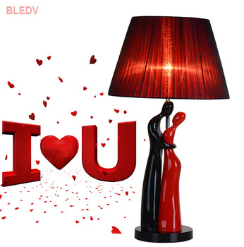 European table lamp home furnishings ornaments living room wedding gifts gifts creative decorative table lamp