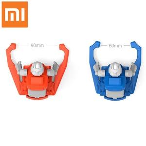 Image 3 - 2019 Nieuwe Xiaomi Mitu Voetbal Robot Builder Diy Kinderspeelgoed Robots Verjaardag Cadeaus Voor Jongens Meisjes Kids World Cup voetbal