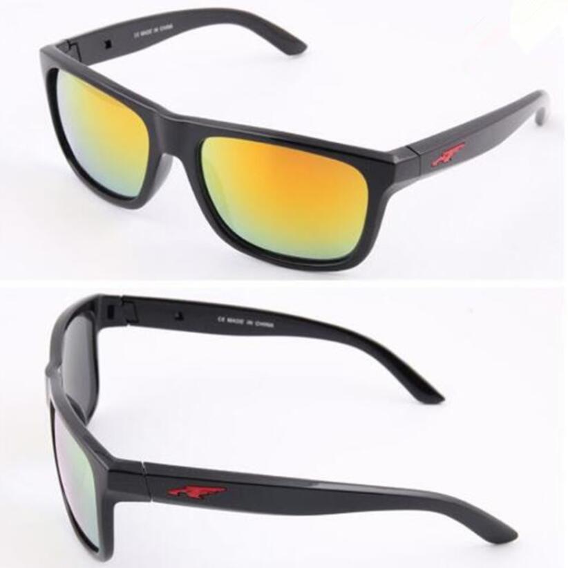 f5ed151ca 2018 NOVO design de alta qualidade NewSight Arnett óculos de sol Homens  esportes mulher de óculos de sol óculos de sol reflexivos óculos de sol ken  block h ...