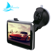 2016 TOM 4.3″ 128MB 8GB Car GPS Navigation Wince 6.0 Touch Screen GPS Systems Sat Nav FM UK EU Maps Newest