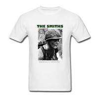 The Smiths Meat Is Hip Hop Streetwear Tops 2018 New Fashion Men S T Shirts Short