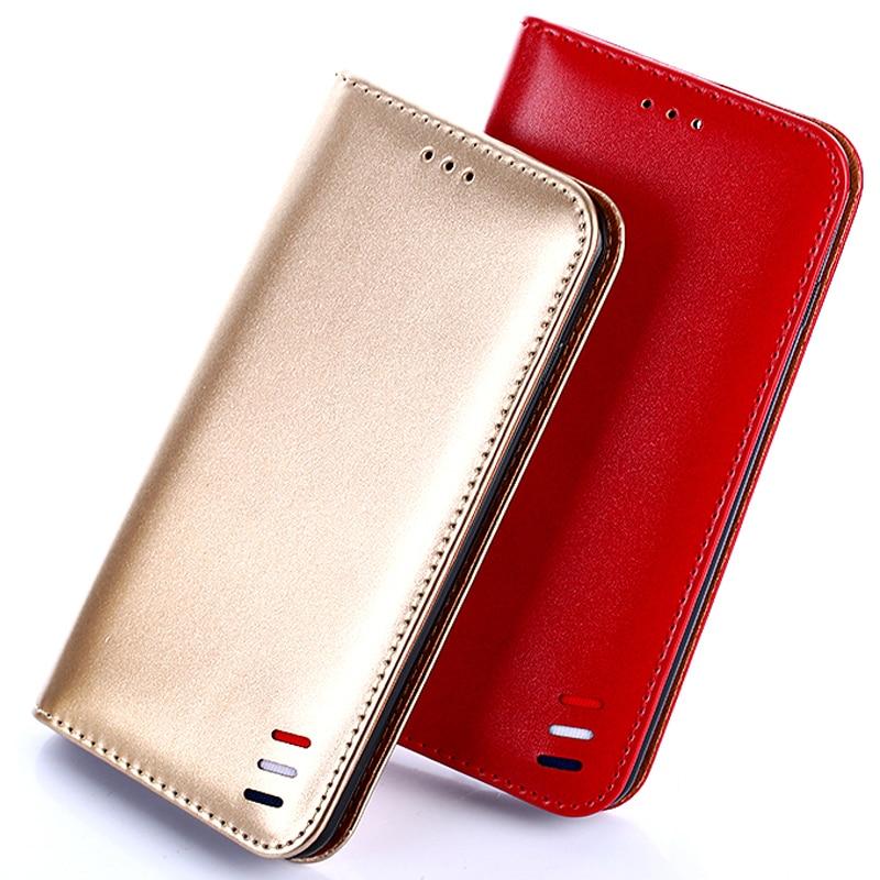 Fundas Para Samsung Nota Galáxia 10 9 8 5 4 Flip Caso de Telefone Estande Carteira estojo de Couro Tampa Do caso Para s10 S9 S8 Plus S7 S6 Borda S5