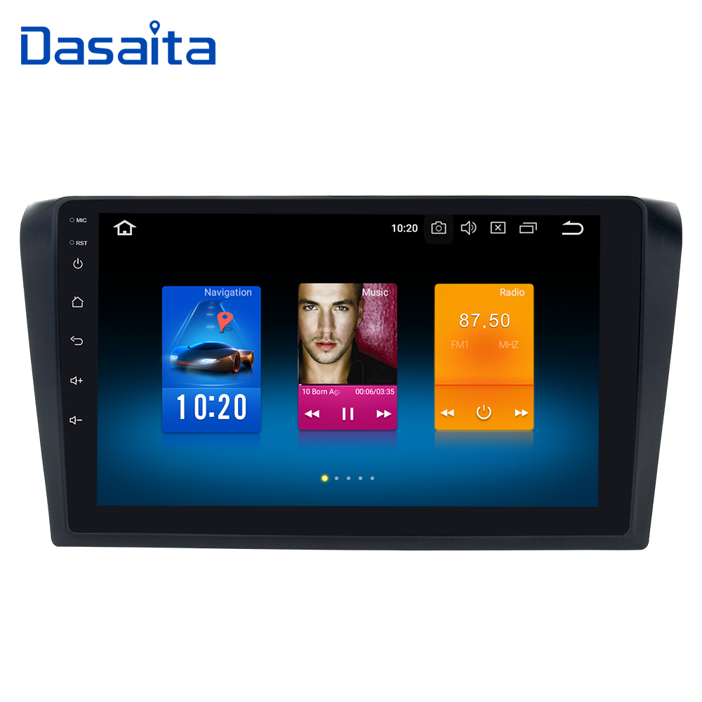 Android 9 0 Car Radio for Mazda 3 Multimedia 2006 2007 2008 with 9 IPS Touch