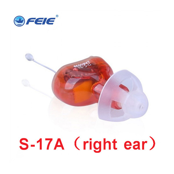 hearing devices for elderly Volume Control Suppresses Noise Battery Saving headphones for the deaf ear careS-17A