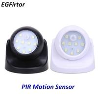 Operation 360 Rotation PIR Motion Sensor Auto Infrared Sensor Detector With Lamp Home Use Accessories Sensor & Detector     -